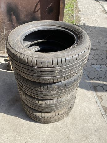 Резина шины 225 55 R18 Goog year лето