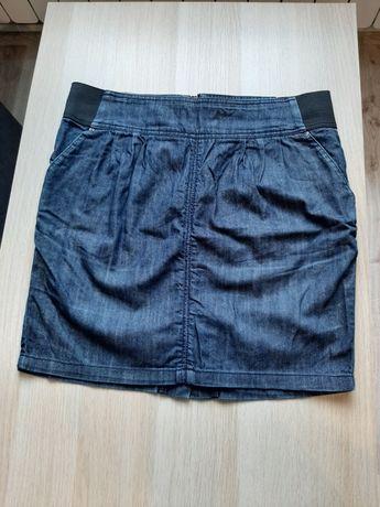 Spódnica dżinsowa RESERVED, rozmiar 40