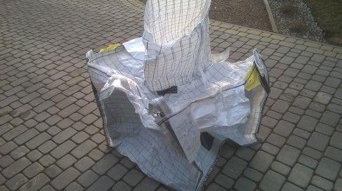 Opakowania Worki Big Bag wysokość 100cm 500kg zboża mat. siewnych