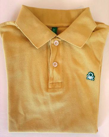 Pólo menino da Benetton - Oferta de portes de envio