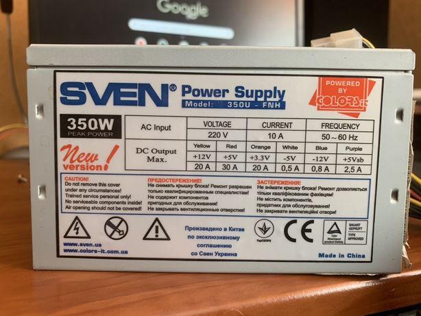 Блок живлення Sven 350w