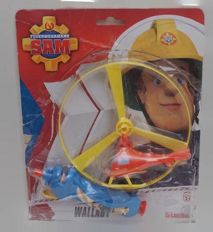 Simba strażak Sam Wallaby latająca gra