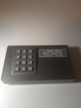 Desviador de chamadas vintage
