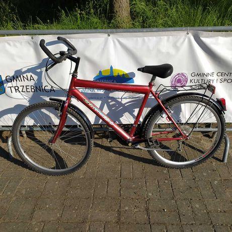 Na sprzedaż rower trekkingowy Corrado ,rama aluminiowa, koła 26 cali
