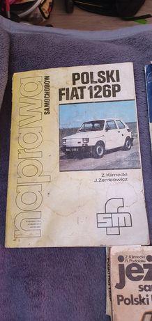 Polski Fiat 126p książki