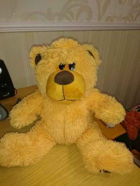 Мишка Тедди говорящий