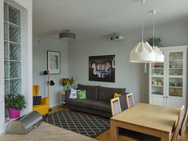 Bezpośrednio 3 pokoje, 75 m², Mokotów