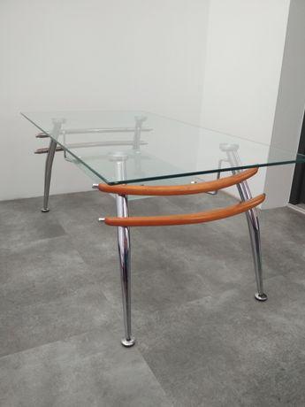 Stolik kawowy, szklany stolik