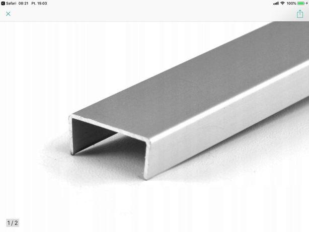 Profile aluminiowe -   Ceownik