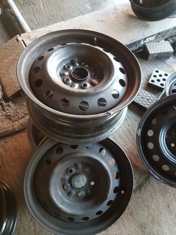 Felgi Stalowe Toyota Verso-Auris R16 5x114.3 ET45 6.5J