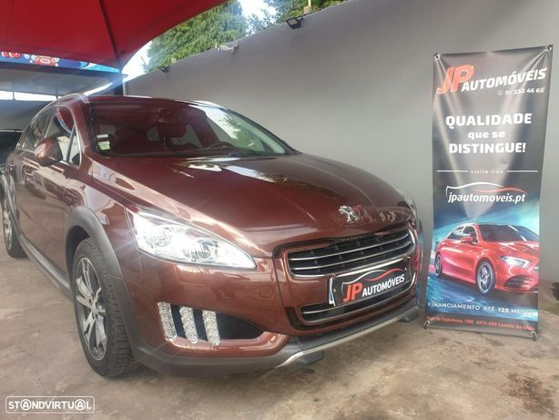 Peugeot 508 RXH 2.0 HDi Hybrid4 Limited Edition 2-Tronic