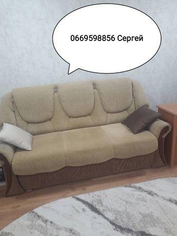 Продам мягкий диван
