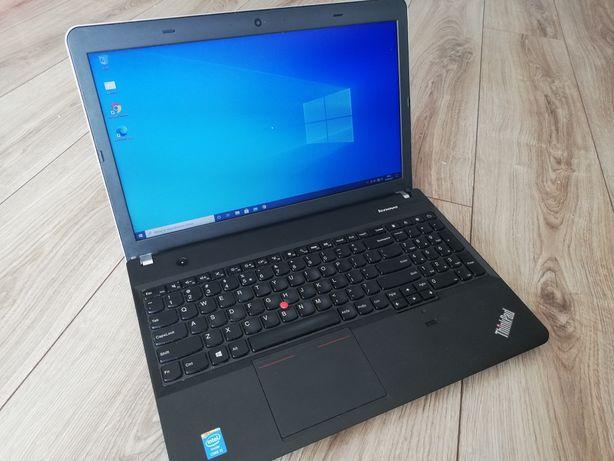 "Laptop Lenovo ThinkPad i5, SSD, NVIDIA GeForce, 15.4"" HD"