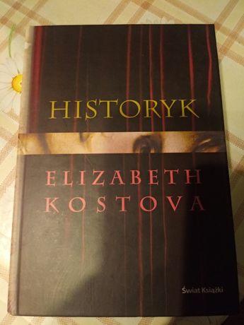 Elizabeth Kostova Historyk