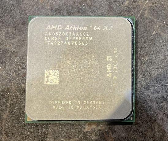 Procesor AMD Athlon 64 X2 5200