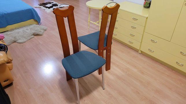 Krzesła tapicerowane 13 sztuk