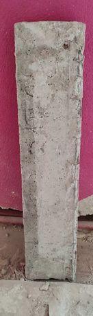 Nadproże betonowe zbrojone 125 cm