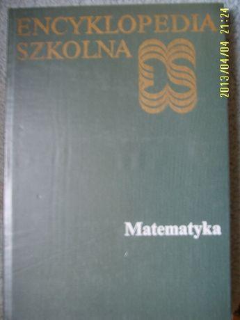 Matematyka - encyklopedia szkolna
