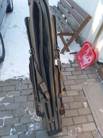 Traper sztywny pokrowiec adventure ll - lll komory 140 cm