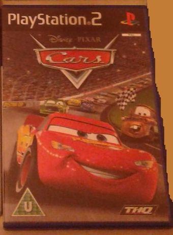 CARS jogo psx2