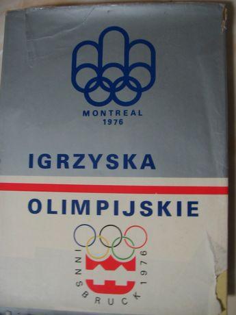 Igrzyska olimpijskie Montreal 1976 Innsbruck 1976