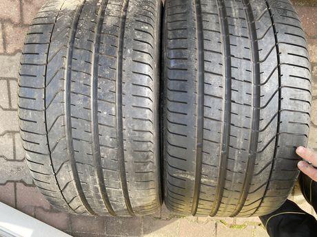 Opony 315/30 R22 107Y Pirelli PZERO TM jak NOWE 2019rok