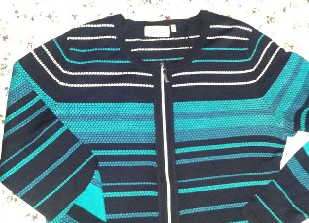 Kardigan C&A sweter turkus