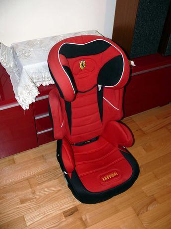 Fotelik Ferrari Befix Rosso 15-36 kg