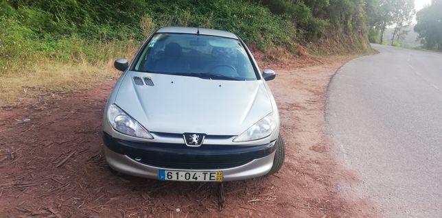 Peugeot 206 1,4 diesel