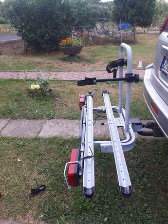 Bagaznik na 2 rowery