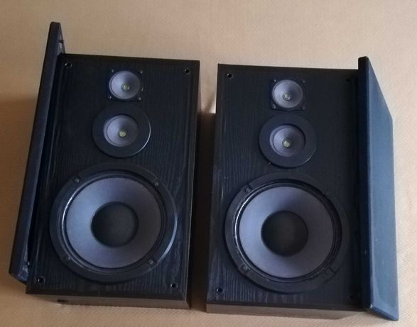 Głośniki, kolumny 3-drożne, Unitra 8 Ohm
