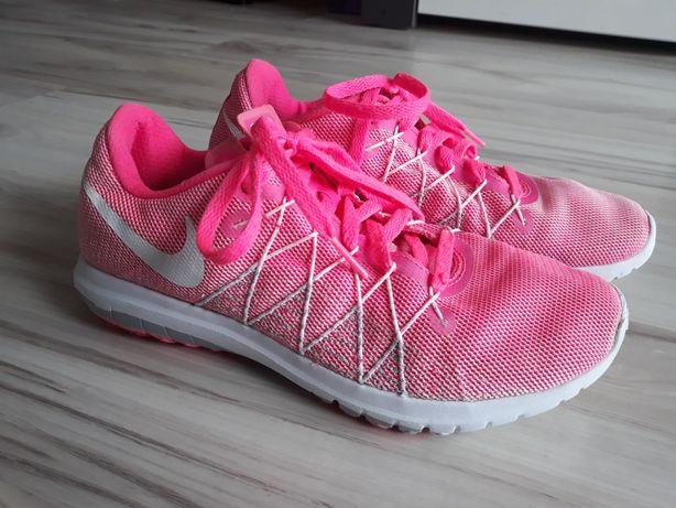 Różowe adidasy buty sportowe NIKE Fury 2 - rozm. 36