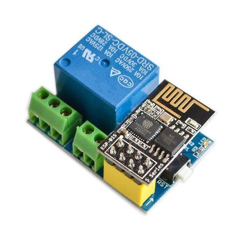 WiFi ESP8266 Relay