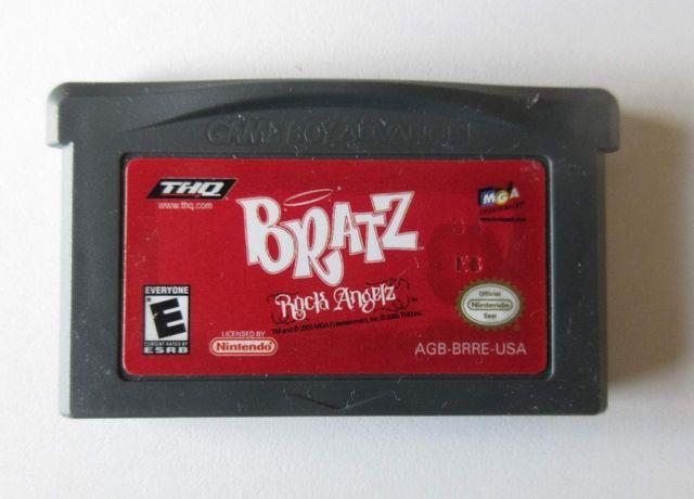 Nintendo Game Boy Advance - Bratz Rock Angelz