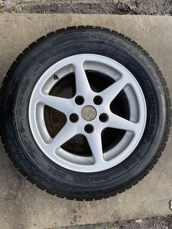 Диски Borbet + шины Michelin