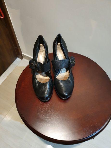 Buty angielskiej firmy clarks