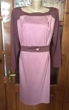 Красивое элегантное платье, размер 54-56