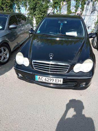 Mercedes-Benz C-180 compressor