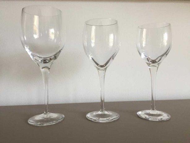 Cristal Atlantis-Serviço de copos  Claire 12 pessoas + jarro água