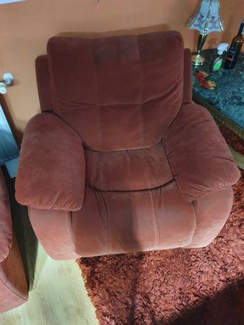 Komplet wypoczynkowy 2 kanapy 1 fotel