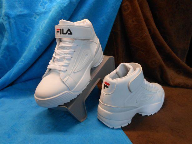 Sneakersy FILA -damskie