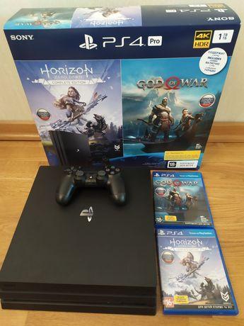 Игровая приставка Sony  PS4 PRO 1T