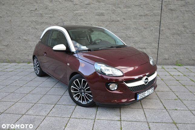 Opel Adam 2 Właściciel Salon Polska Bezwypadkowy Serwisowany Stan Idealny!