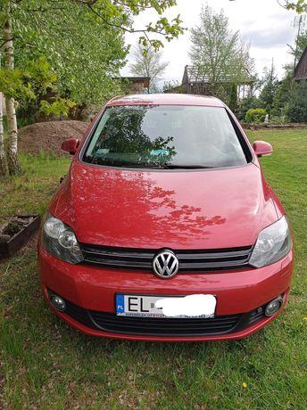 Volkswagen Golf Plus 1.6 2010 (gaz)