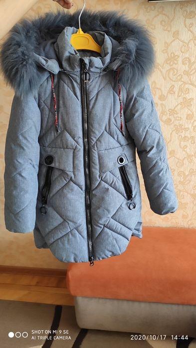Продам зимнюю детскую куртку Николаев - изображение 1