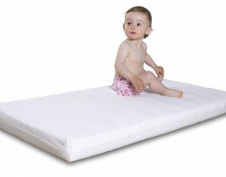 Materac do łóżeczka 120x60 cm