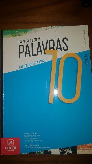 Palavras-10°ano Manual e Caderno de Atividades