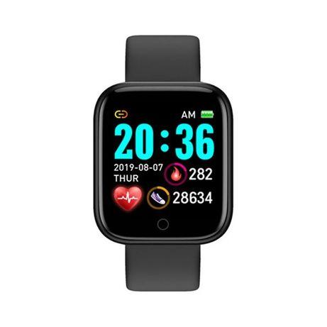 Cyfrowy inteligenty zegarek sportowy