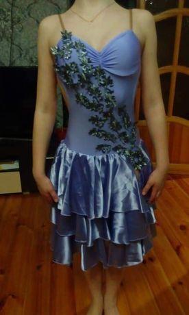 Плаття для спортивно бальних танців