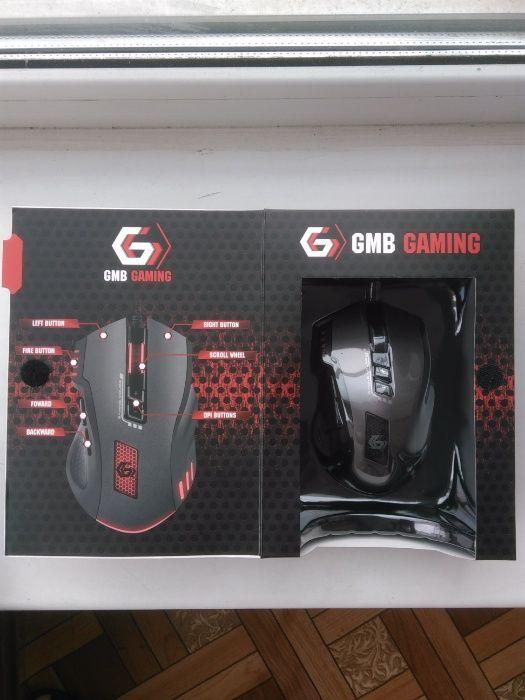 Мышка GMB GAMING новая ! Днепр - изображение 1